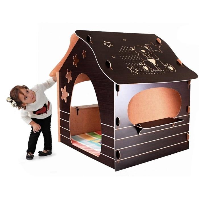 Игровой домик Mouse House 060-1 Мишка
