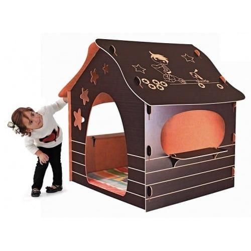 Игровой домик Mouse House 060-3 Велосипед