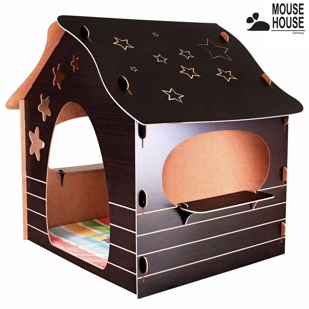 Игровой домик Mouse House 060-5 Звезды