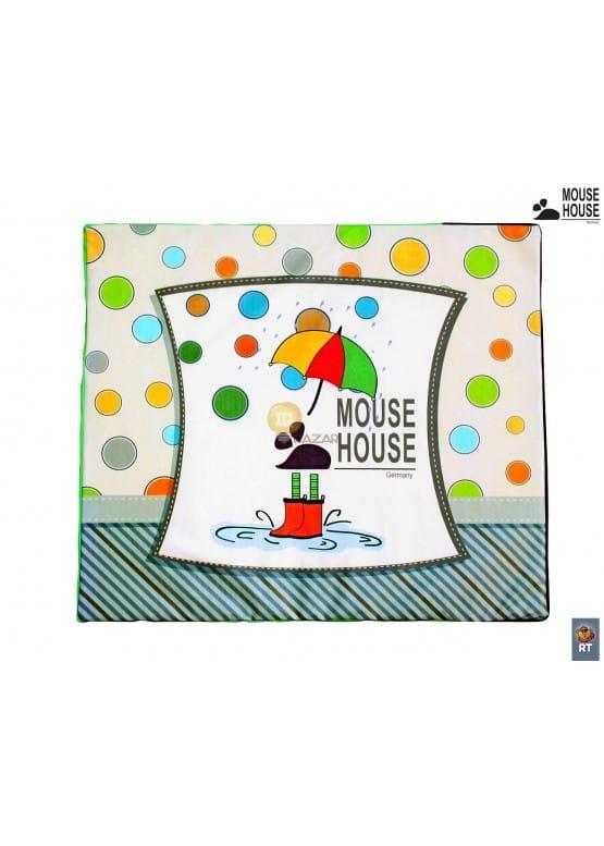 Мат для игрового домика Mouse House 061-2 Зонтик