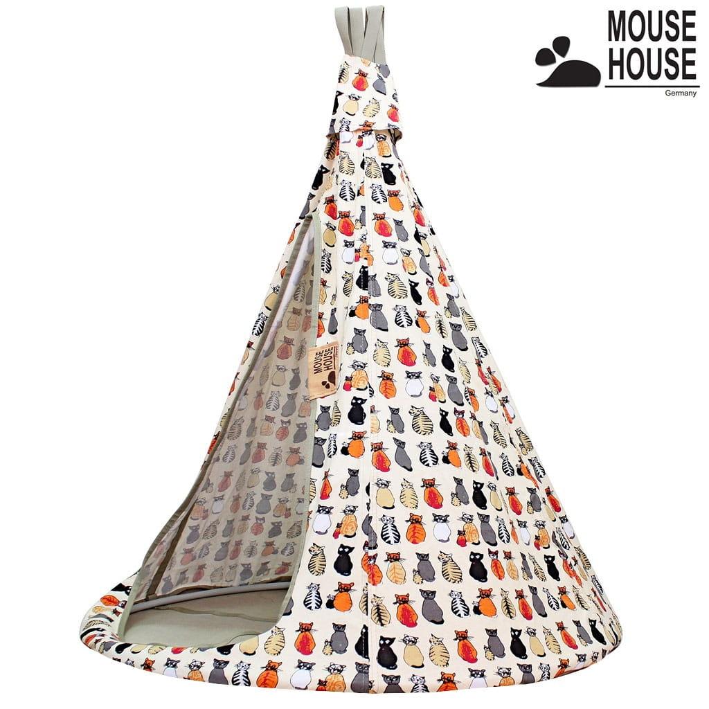 Гамак Mouse House 110-08 Кошки (средний)