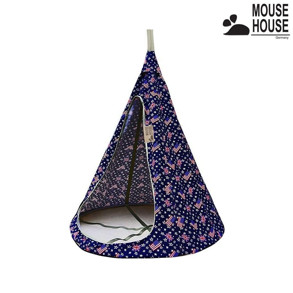 Гамак Mouse House 140-18 Флаги (большой)