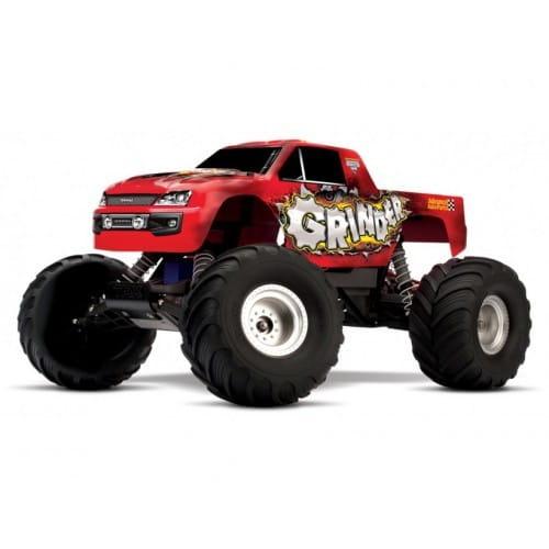 Купить Радиоуправляемый внедорожник Traxxas Grinder 1:10 в интернет магазине игрушек и детских товаров