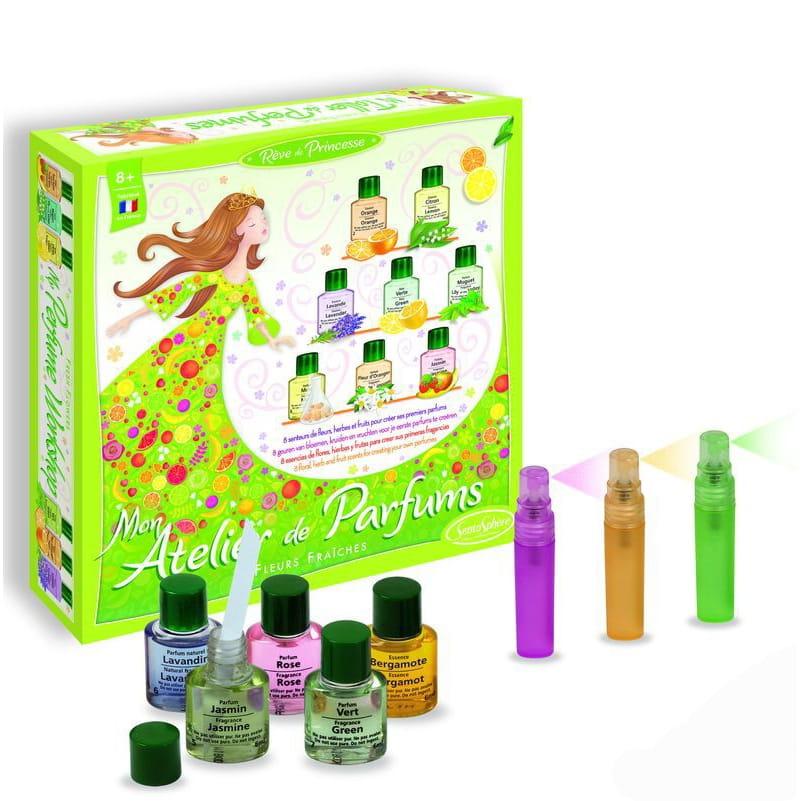 Набор для творчества SENTOSPHERE Салон парфюм - Весенние цветы