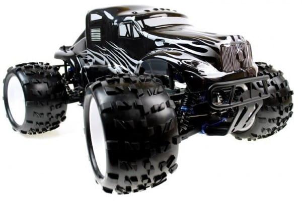 Купить Радиоуправляемый джип HSP Electro Monster Truck Nokier 4WD 1:8 в интернет магазине игрушек и детских товаров