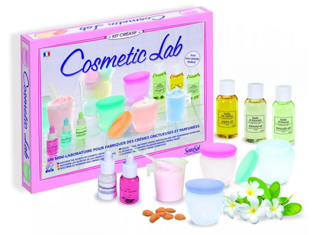 Набор для творчества SentoSphere Лаборатория косметики