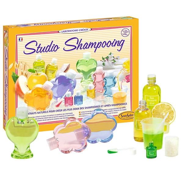 Набор для творчества SentoSphere Лаборатория шампуней