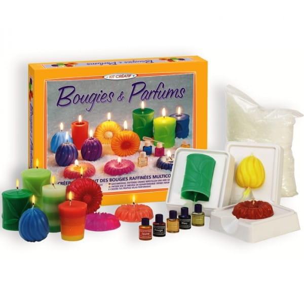 Набор для изготовления свечей SentoSphere Парфюмированный