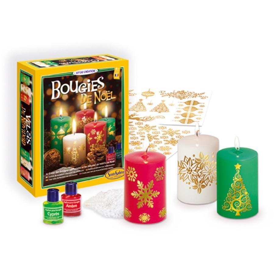 Набор для изготовления свечей SentoSphere Рождественские свечи