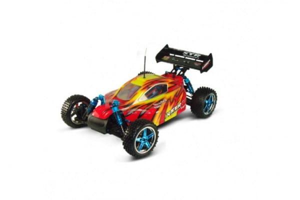 Купить Радиоуправляемая багги HSP X-STR Photoelectricity Top 4WD 1:10 в интернет магазине игрушек и детских товаров