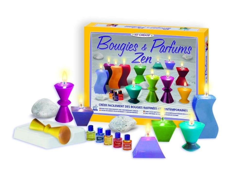Набор для изготовления свечей SentoSphere Свечи Зен