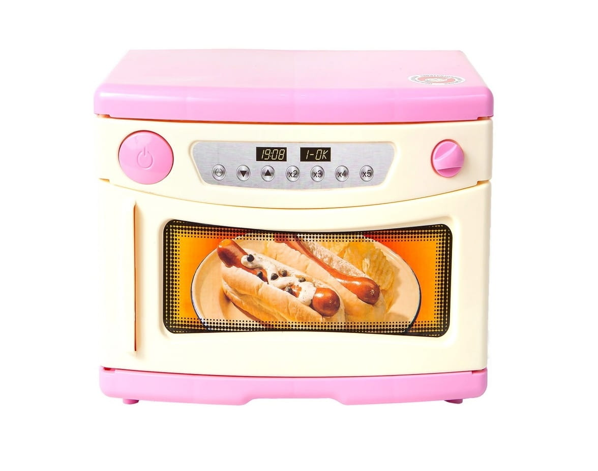 Микроволновая печь RT 5258 Морской Бриз - розовая