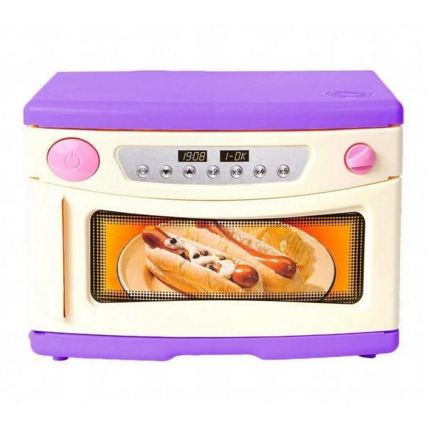 Микроволновая печь RT 5259 Морской Бриз - фиолетовая