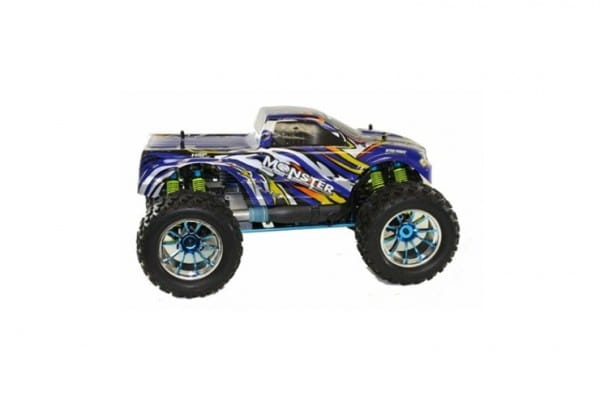 Радиоуправляемый монстр HSP Brontosaurus Electric Off-Road Car Pro 4WD 1:10
