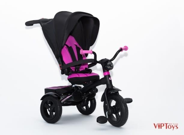 Трехколесный велосипед VIP Toys Trike V5  purple - Велосипеды