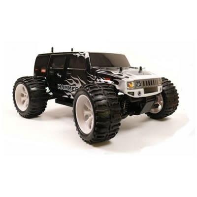 Купить Радиоуправляемый джип HSP Electric Off-Road Hammer ET 4WD 1:10 в интернет магазине игрушек и детских товаров