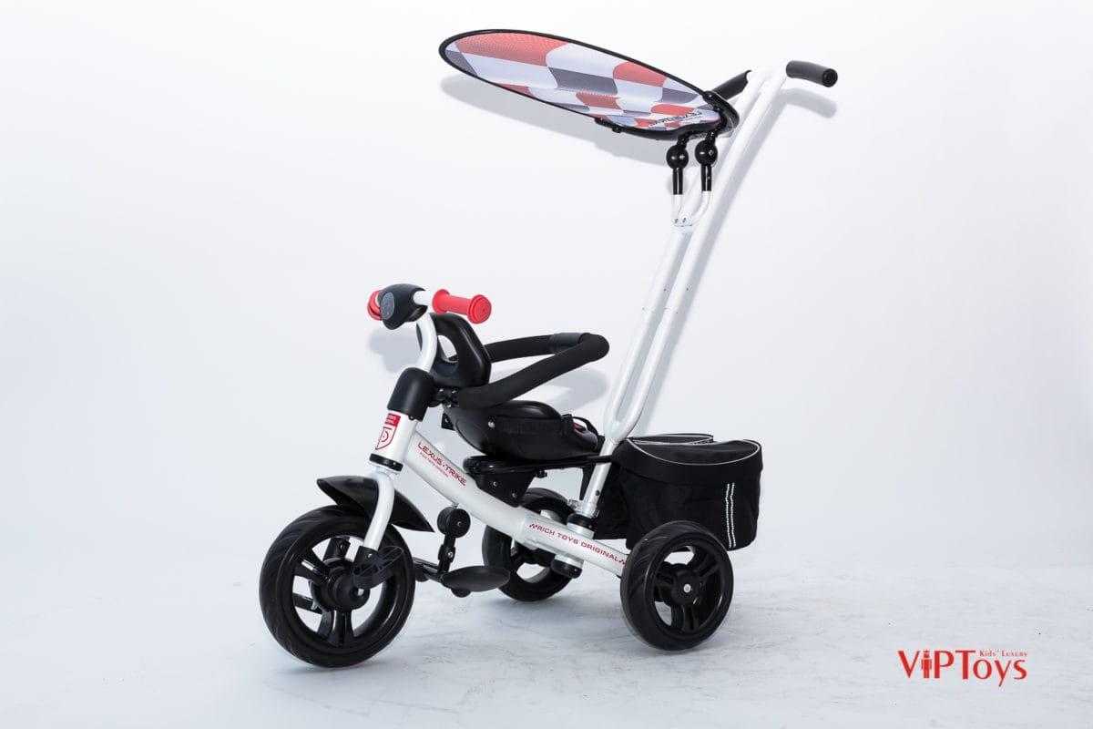 Трехколесный велосипед Lexus Trike Next_бело-красный Next Sport - бело-красный