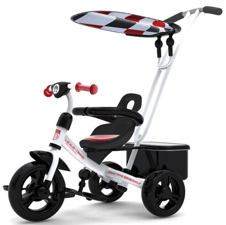 Трехколесный велосипед Lexus Trike Next Sport  бело-красный - Велосипеды