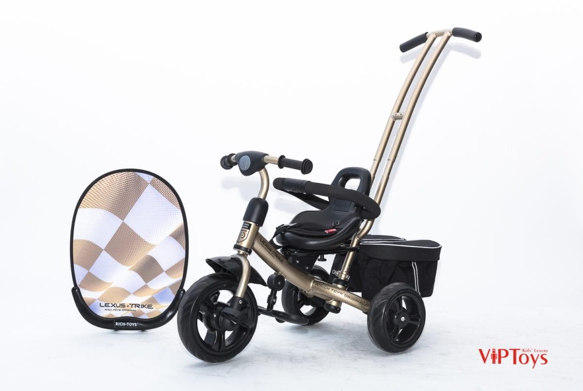 Трехколесный велосипед Lexus Trike Next_бронзовый Next Sport - бронзовый
