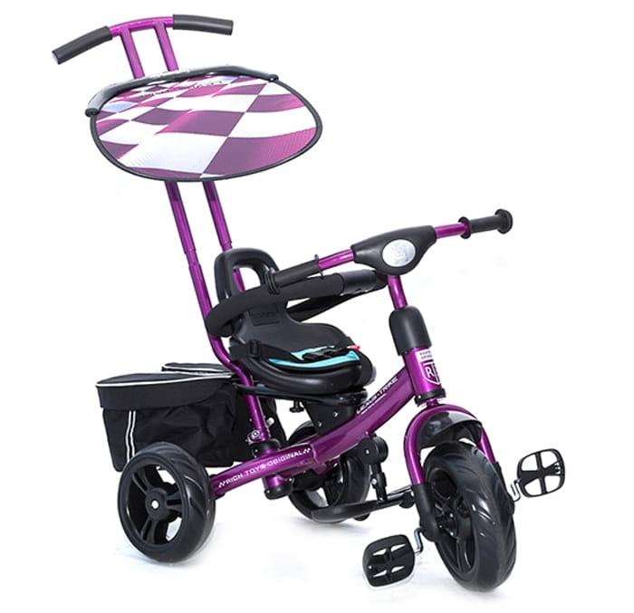 Трехколесный велосипед Lexus Trike Next Sport  фиолетовый - Велосипеды