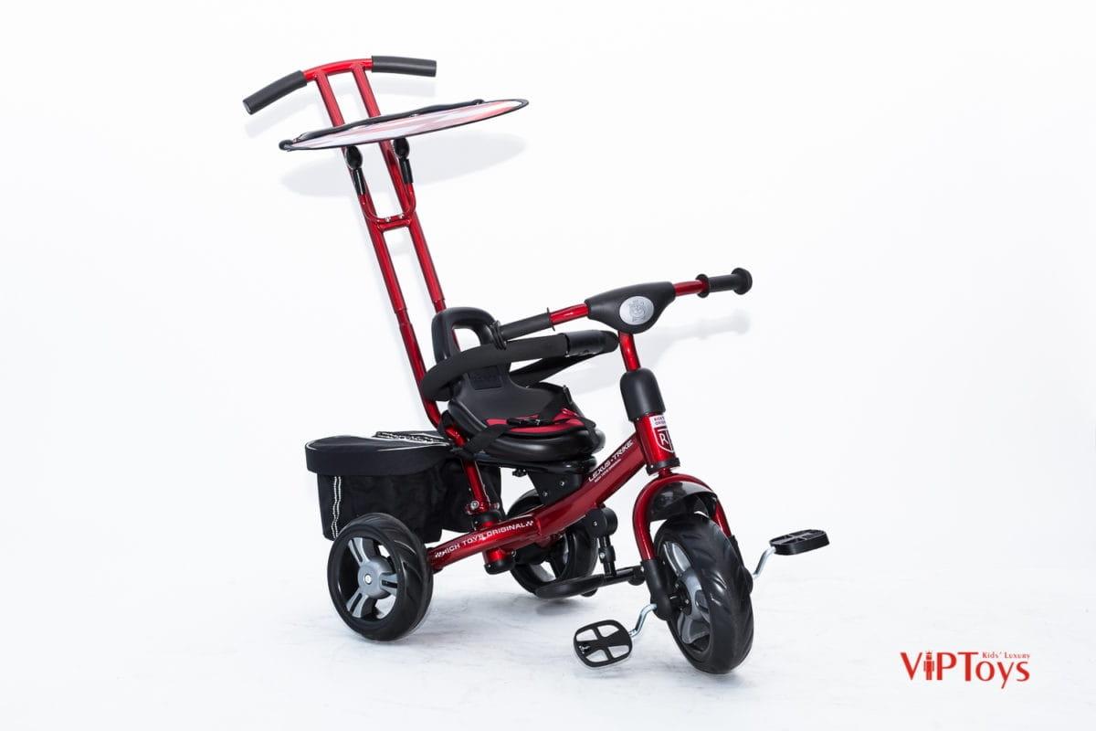 Трехколесный велосипед Lexus Trike Next_красный Next Sport - красный