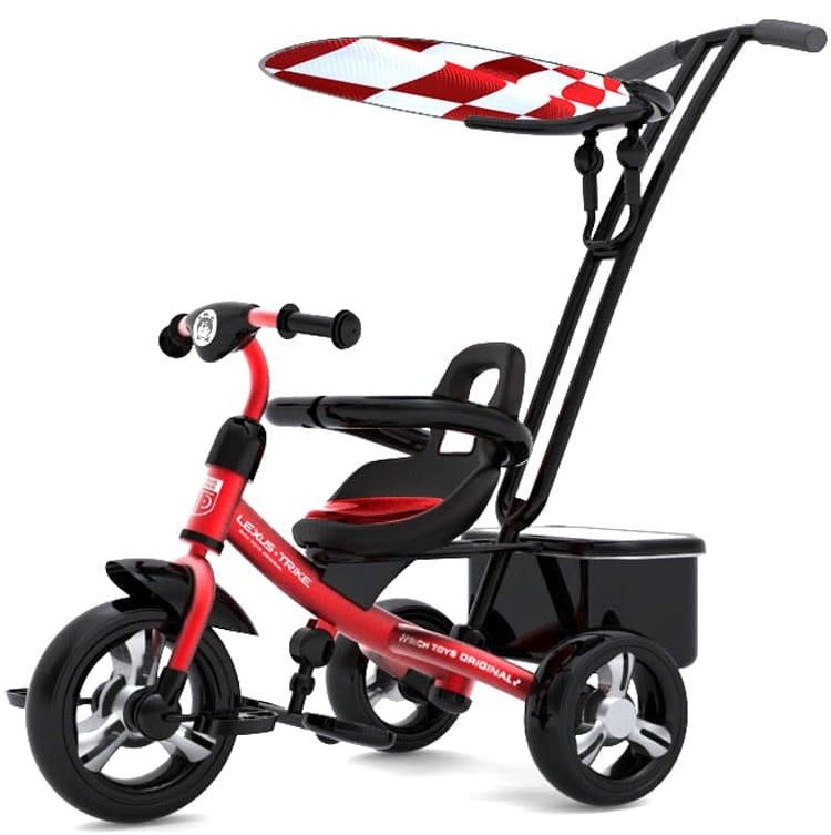 Трехколесный велосипед Lexus Trike Next Sport  красный - Велосипеды