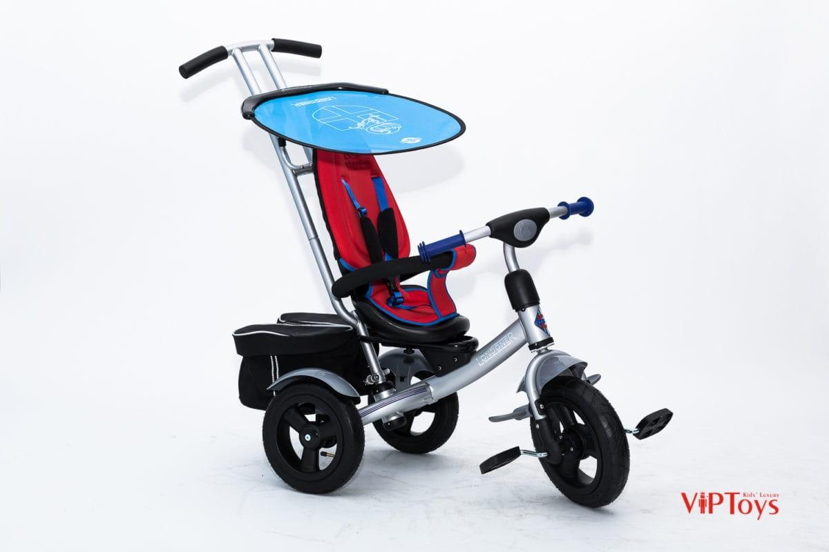 Трехколесный велосипед Lexus Trike City Londoner - Велосипеды