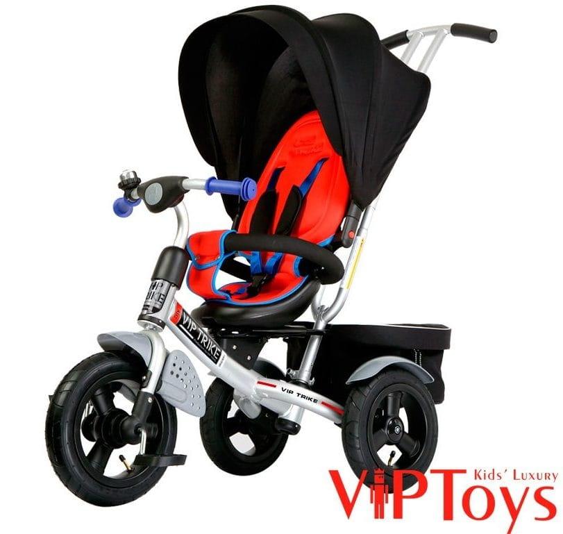 Трехколесный велосипед VIP Toys Trike City Londoner - Велосипеды