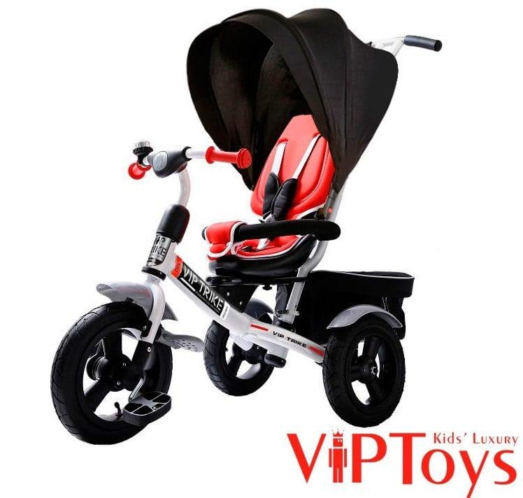 Трехколесный велосипед VIP Toys Trike City Moscow - Велосипеды
