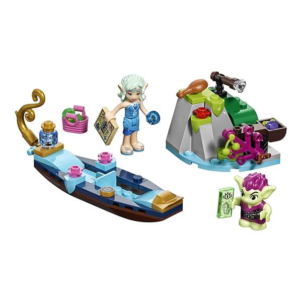 Конструктор Lego 41181 Elves Лего Эльфы Встреча Наиды с гоблином-воришкой