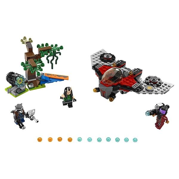 Конструктор Lego 76079 Super Heroes Лего Супер Герои Нападение Тазерфейса