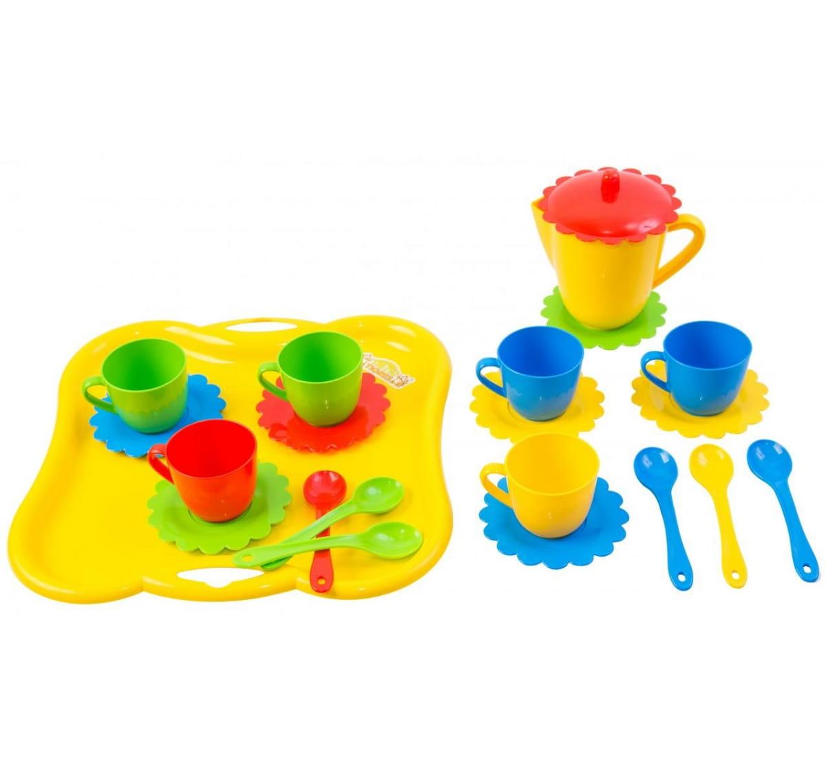 Набор посуды Тигрес 39086 Ромашка
