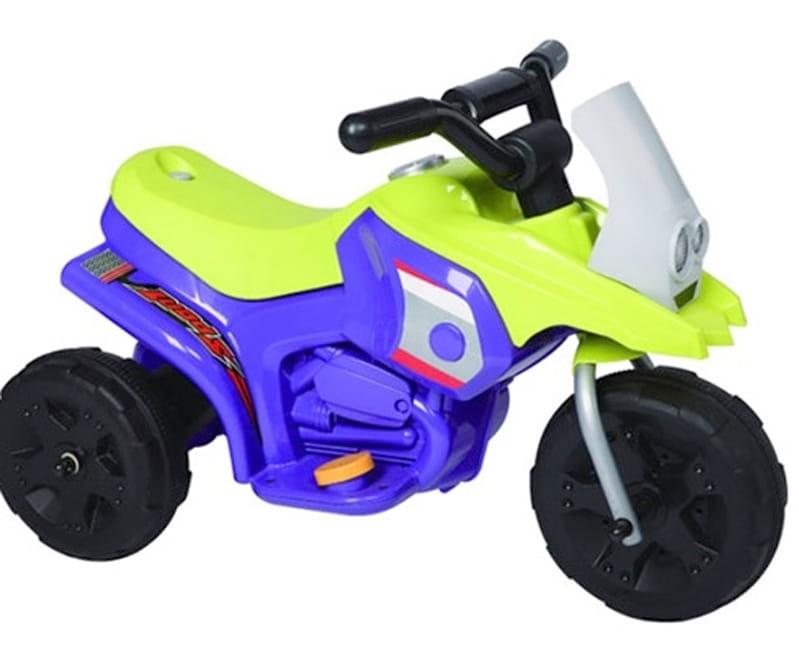 Электротрицикл VIP Toys W336_синий My First Motorcycle - синий