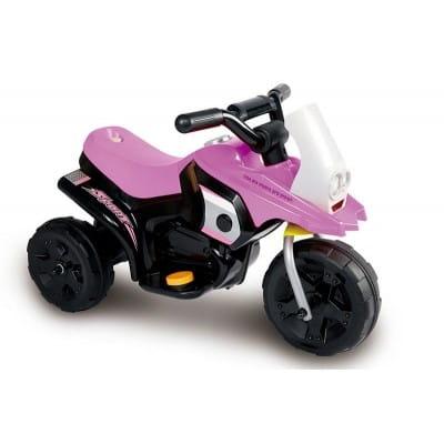 Электротрицикл VIP Toys W336_розовый My First Motorcycle - розовый