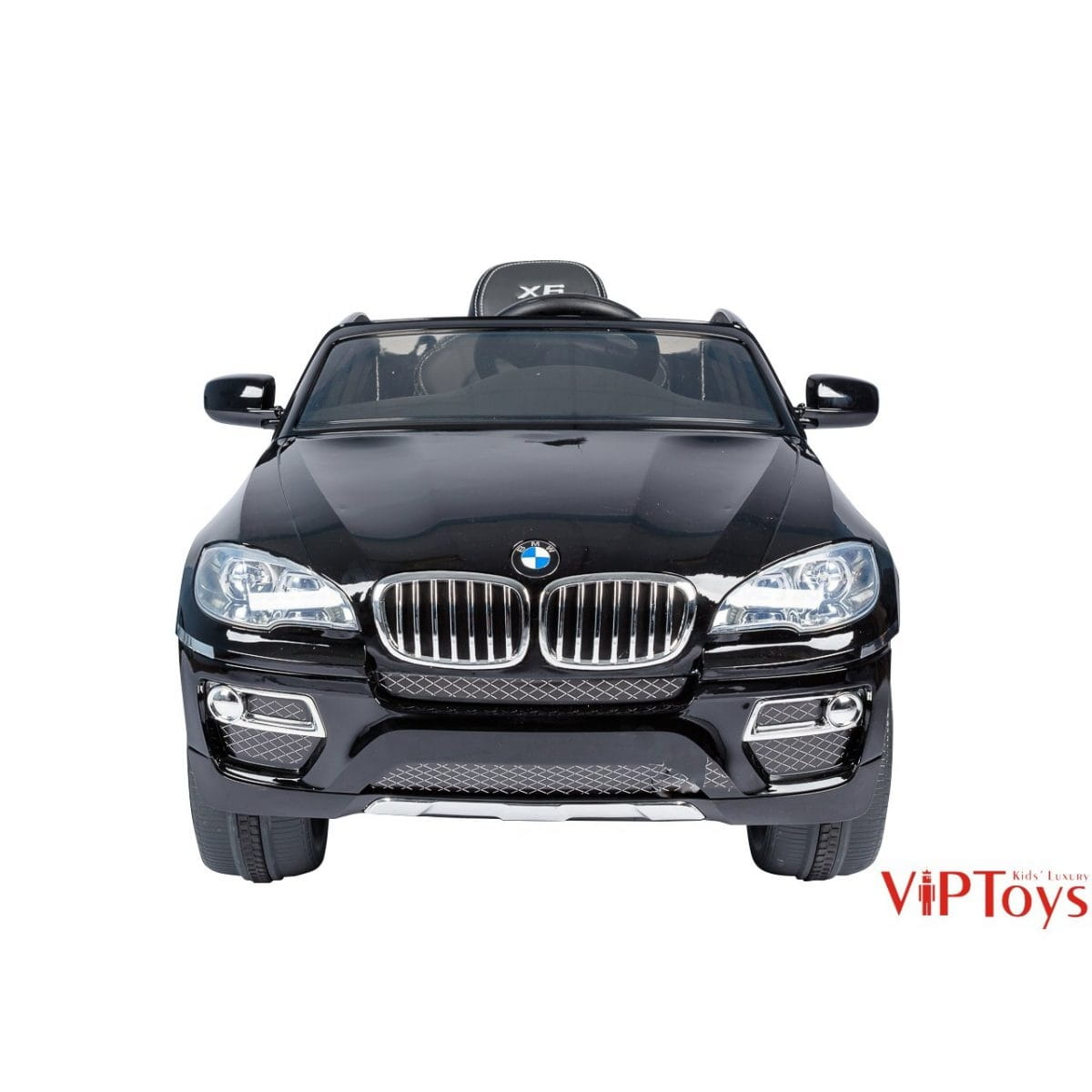 Электромобиль VIP Toys JJ258_черный BMW X6 - черный