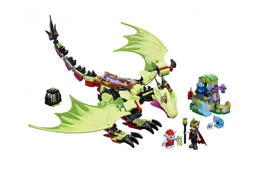 Конструктор Lego 41183 Elves Лего Эльфы Дракон Короля Гоблинов
