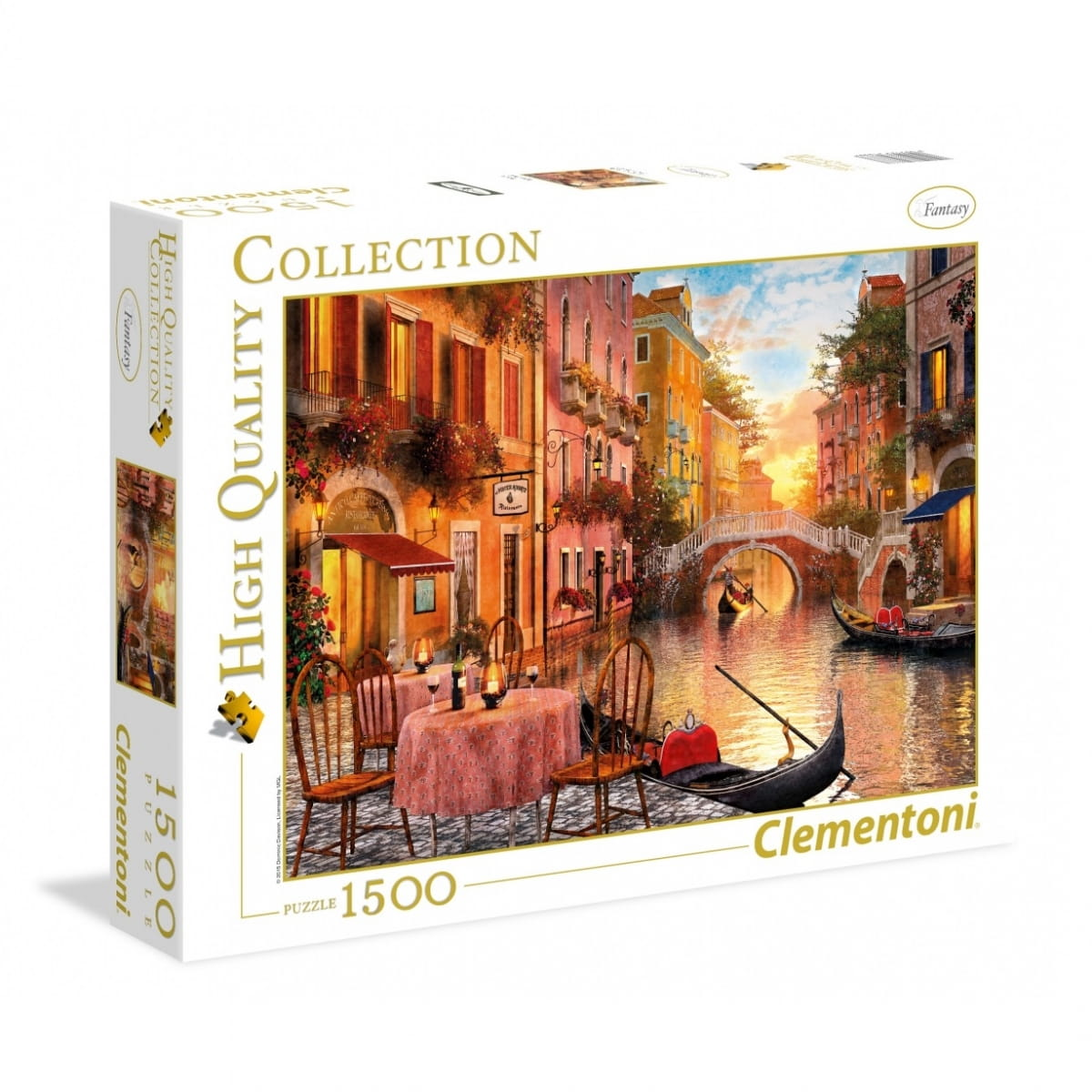 Пазл Clementoni 31668 Венеция - 1500 элементов