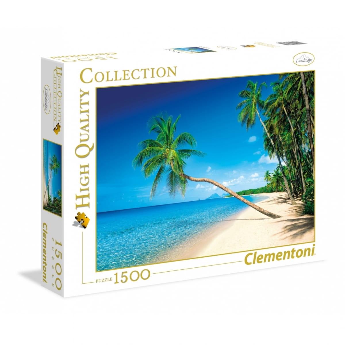 Пазл Clementoni 31669 Карибские острова - 1500 элементов