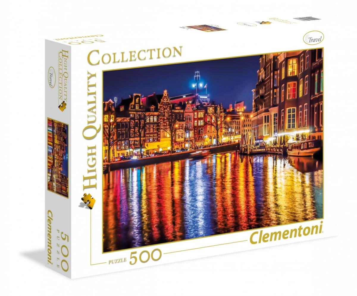 Пазл Clementoni 35037 Амстердам - 500 элементов