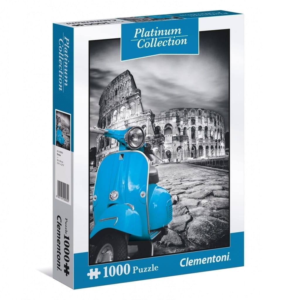 Пазл Clementoni 39399 Платиновая коллекция Колизей - 1000 элементов