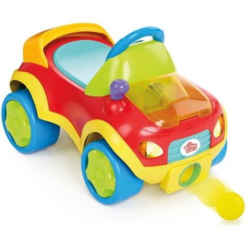 Купить Каталка Bright Starts Внедорожник в интернет магазине игрушек и детских товаров