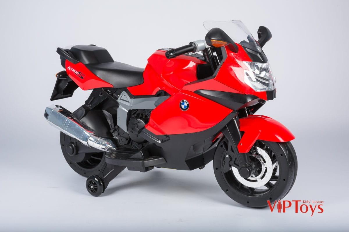 Электромотоцикл VIP Toys 283BMW_красный BMW 283 - красный