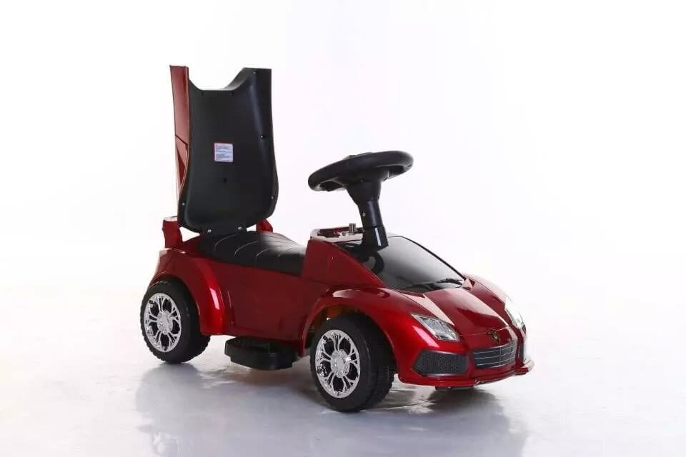 Электромобиль VIP Toys HQBB5888_красный металлик Lamborgini - красный металлик