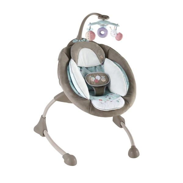 Купить Качели Bright Starts InGenuity Уютное гнездышко в интернет магазине игрушек и детских товаров