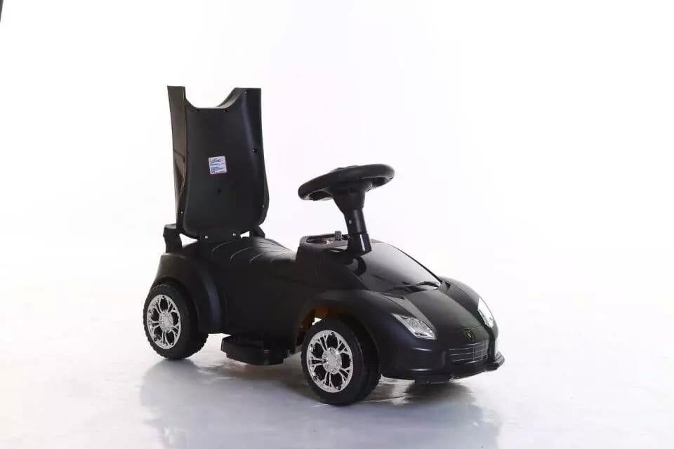 Электромобиль VIP Toys HQBB5888_черный Lamborgini - черный матовый