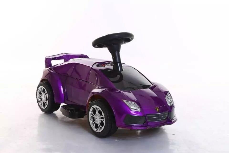 Электромобиль VIP Toys HQBB5888_фиалетовый Lamborgini - фиолетовый металлик