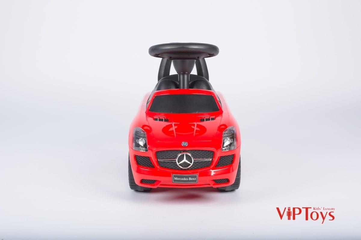 Каталка-автомобиль VIP TOYS Mercedes-Benz 332 - красный