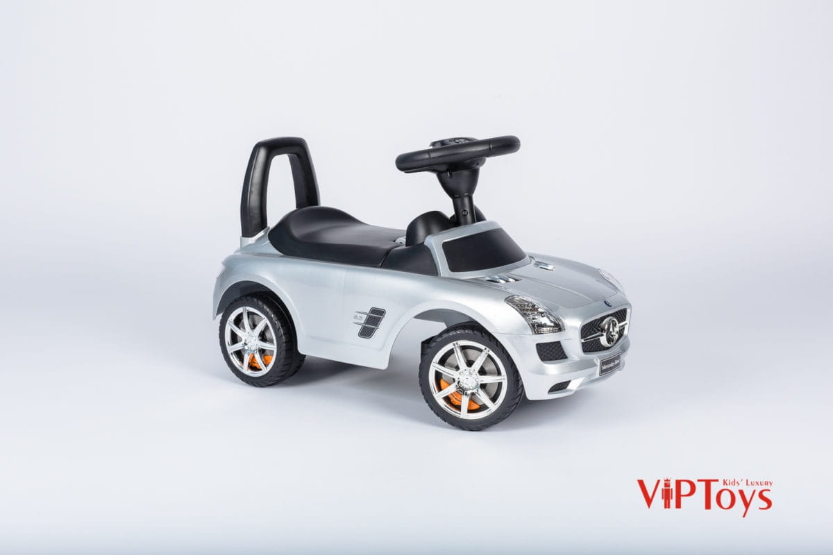 Каталка-автомобиль VIP TOYS Mercedes-Benz 332(P) - серебро