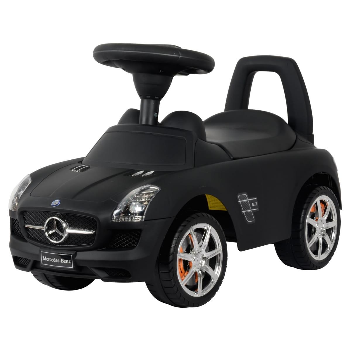 Каталка-автомобиль VIP Toys Mercedes-Benz 332(P) - черная