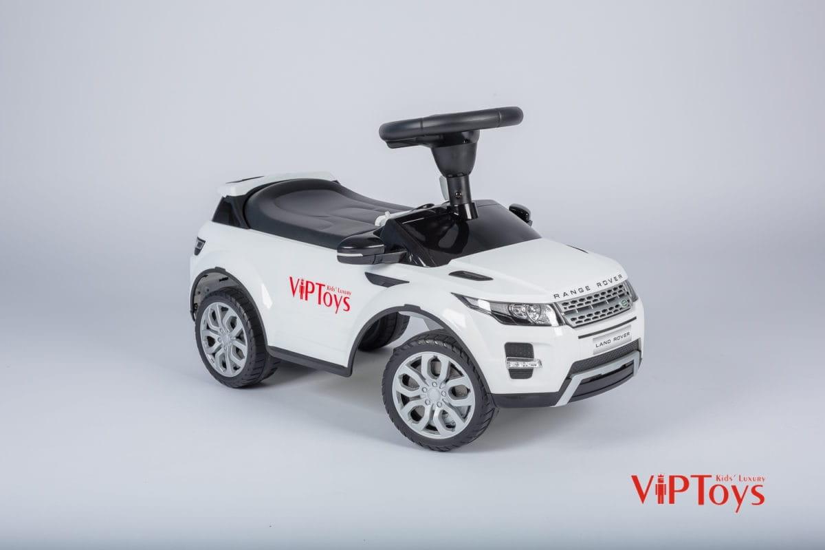 Каталка-автомобиль VIP Toys 348_белая Range Rover Evoque - белая